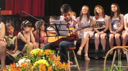 Хриско концерт китара 12.06.2014