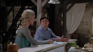 Once Upon a Time Season 4 Episode 8 Deleted Scene | Elsa and Mary Margaret