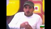 Манол има нетърпимост към Таня - Big Brother 4 - 10.12.08