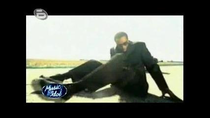 Music Idol 3 - Травестит Ли Е Този В Края На