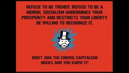 Капитализмът е по - добър от социализма