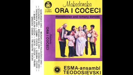 Stevo Teodosievski Kola I Coceci - Kaseta