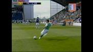 Falkirk - Hibernian 1 - 2 (1 - 3,  22 8 2009)