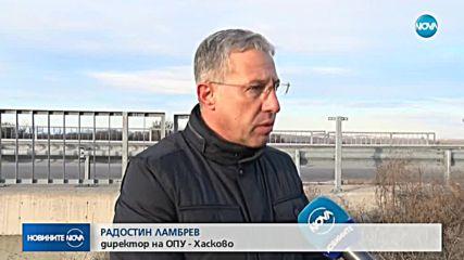 """Откраднаха парапети от надлези на АМ """"Марица"""""""