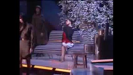 Зара - Песен За Альоша - Песня Алёша ( Превод )