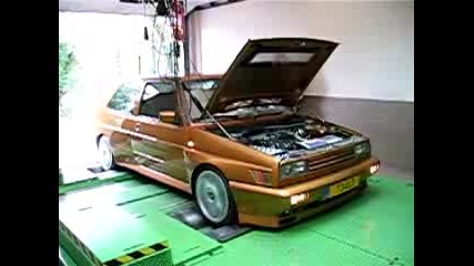 Vw Golf Rally G60 Power