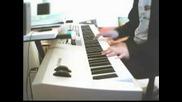 Pavkata sviri pesen na Slavi Trifonov & Kuku - Band