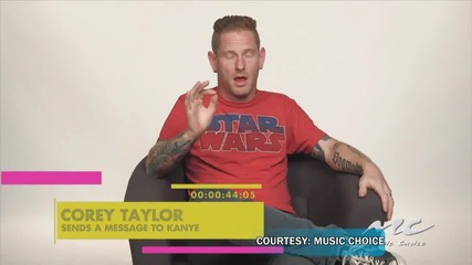 Slipknot Front Man Corey Taylor Blasts Kanye West