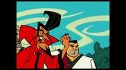 Johnny Bravo - Backenhornchen Karate