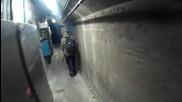 Какво се случва в метрото в Монреал- Канада!