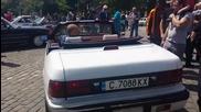 Ретро парад - София 23.05.2015