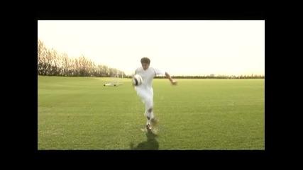 freestyle football трикове