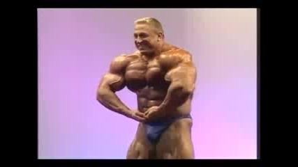Markus Ruhl - Един От Най - Големите !
