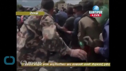 Quake Toll May Climb Up to 15,000: Nepal Army Chief