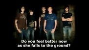 The Red Jumpsuit Apparatus - Face Down