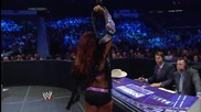 Paige vs. Tamina Smackdown, May 30, 2014