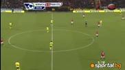 Норич-манчестър Юнайтед 1-0