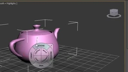 3ds Max Tutorial - 2 - The Viewport