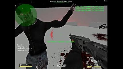 Counter Strike 1.6:half Life Mod:моля вище в описанието линка