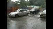 Внимавайте къде паркирате :)