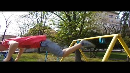 Симеон Монов | FREERUN mix | 16 years old