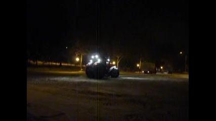 traktor puma 210 drift