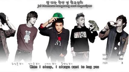 Teen Top - So Sweet (eng Sub Rom Hangul)