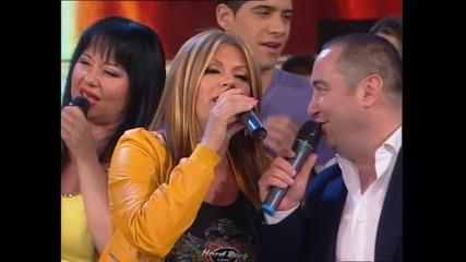 Djani, Zlata Petrovic i Indira - Splet pesama - (Live) - NP 12_13 - 27.05.2013. EM 33.
