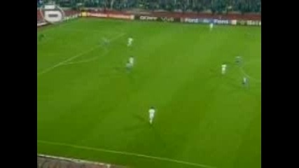 Levski - Chelsea Half2