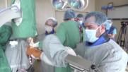 Миниинвазивен метод за лечение на травми на ахилесово сухожилие