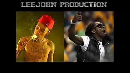 Wiz Khalifa Ft. Lil Wayne - Hustlin All Tha Time 2011