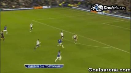 Everton 2 - 1 Tottenham