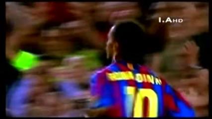 Ronaldinho skills 2003-2011 Hd