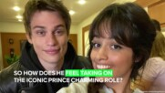 Meet Camila Cabello's on-screen Prince Charming, Nicholas Galitzine