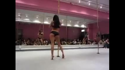 Това е изкуство. Pole Dance