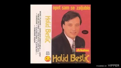 Halid Beslic - Nekad sam ti bio drag - (Audio 1990)
