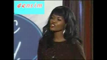Music Idol - Африканската Жена :)