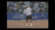 Техниката На Федерер