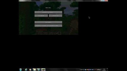 Minecraft-как се прави брадва
