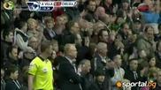 """Публиката на """"вила Парк"""" аплодира Петров в продължение на една минута"""