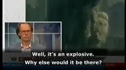 9-11 Insidejob - Scientists find nano thermite in Wtc rubble