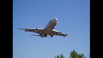 Siberia Airlines Il-86 @ Varna Airport