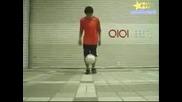 Компилация - Най - Уникалните Футболни Дрибльори!