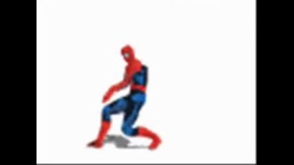 Crank that spiderman with spiderman.