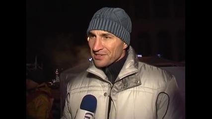 Владимир Кличко: Украинският народ иска да живее в демокрация