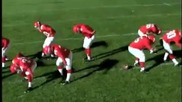 Glee - Beyonce Single Ladies (football Team Dance)