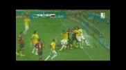 Бразилия - Колумбия 2:1