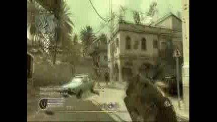 Call Of Duty 4 - Gameplay :c4