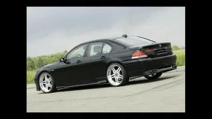 Bmw E65 - 2009