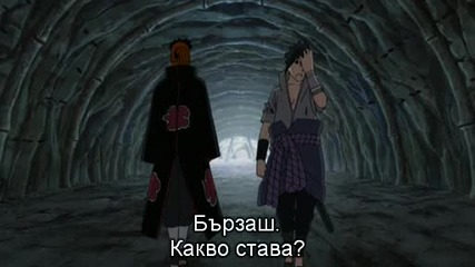 Naruto Shippuuden - 216 [bg sub] Високо Качество